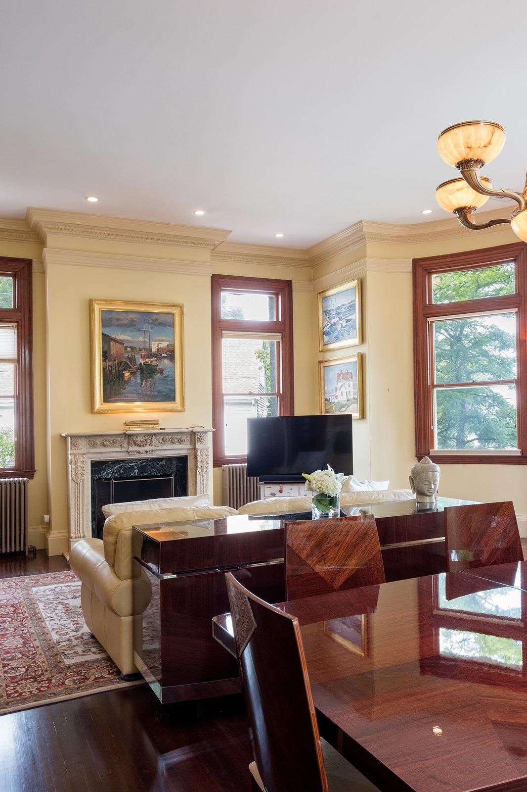 Living Room  The Carnegie