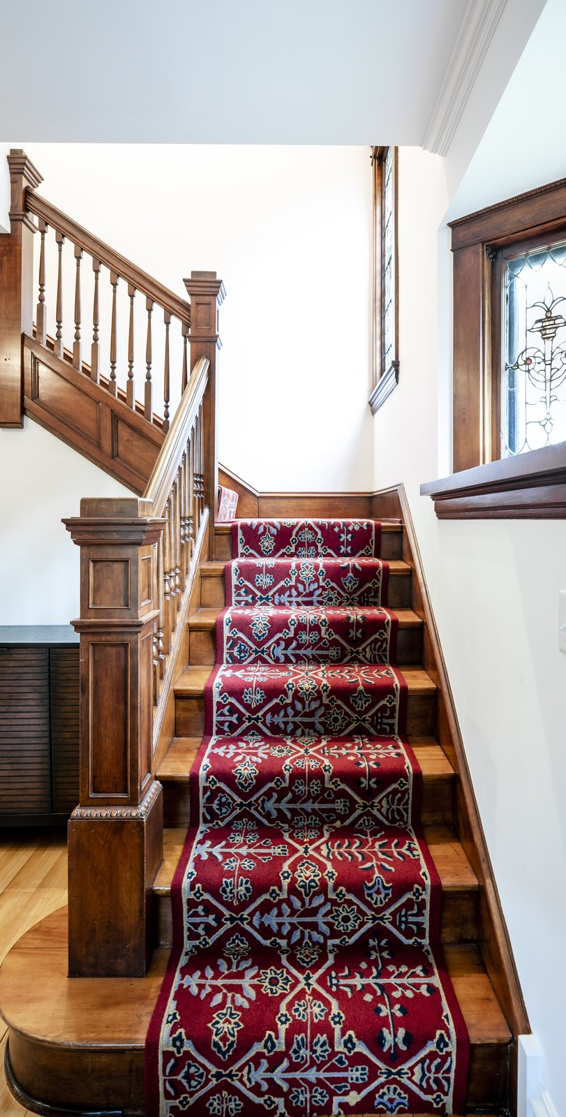 Staircase  The Murphy House