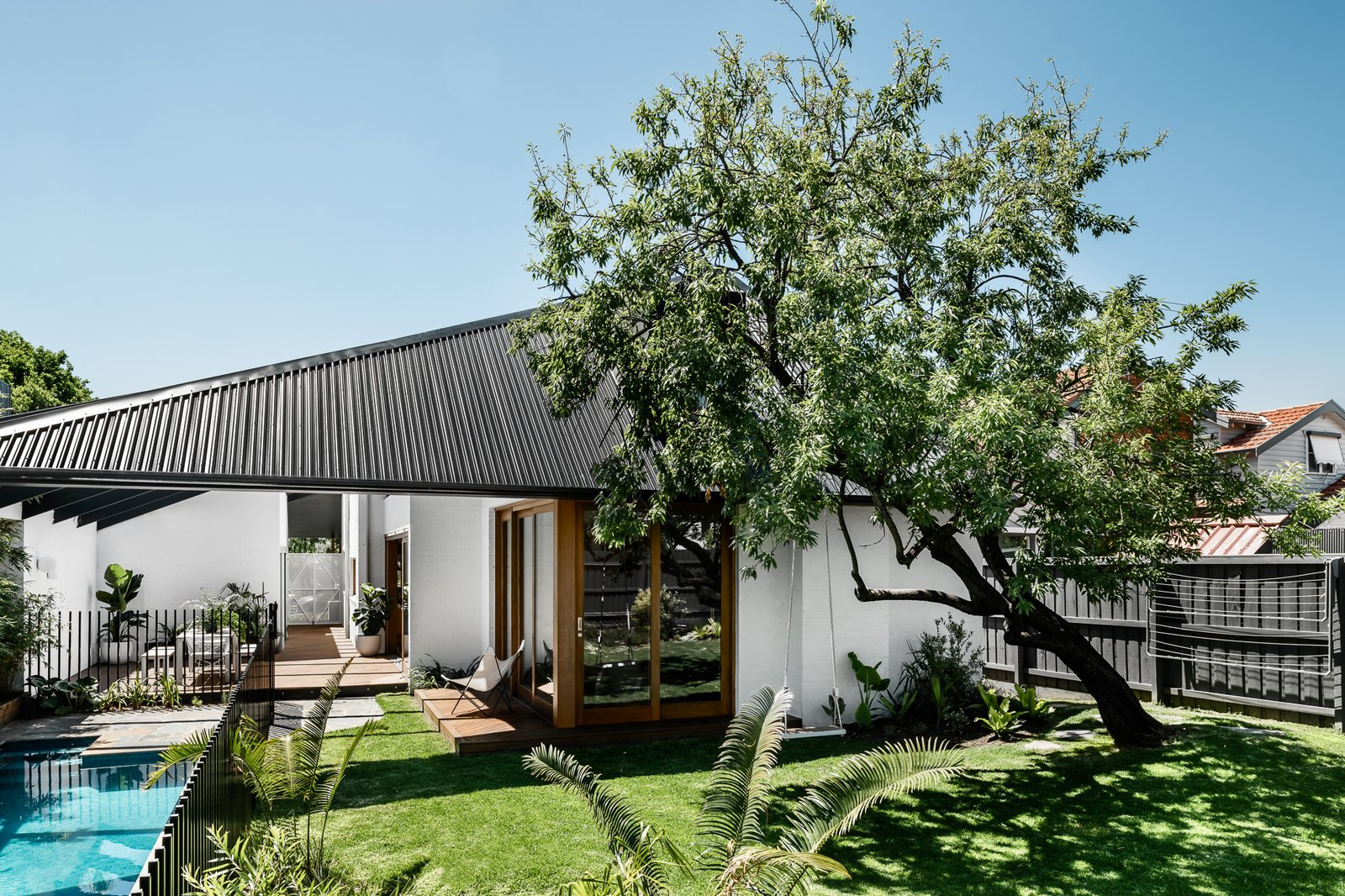 This Breezy Australian Bungalow Caters to a Family's Evolving Needs