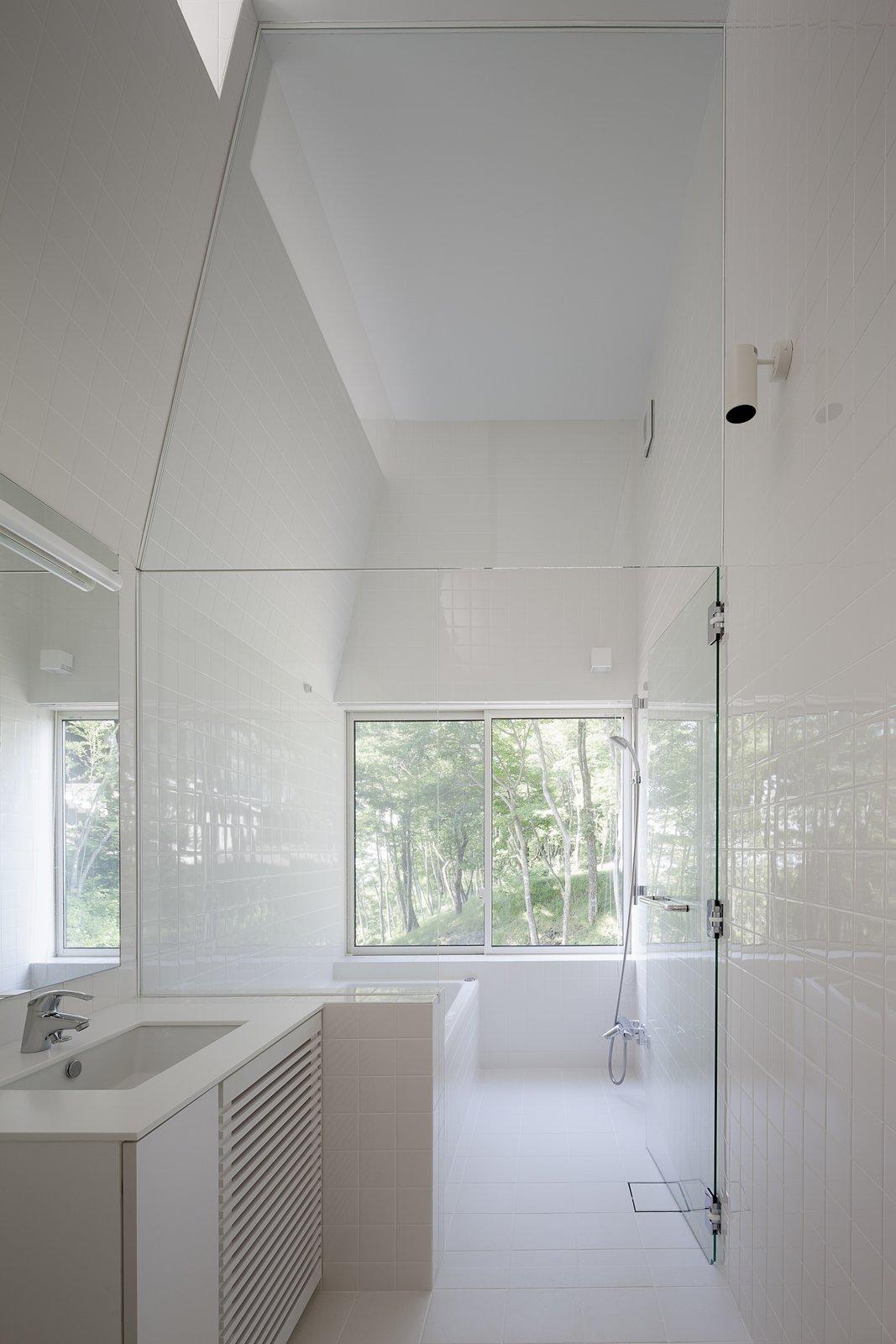 Villa in Miyama bathroom