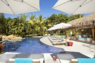 Stunning Beachfront Luxury Hotel