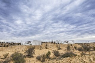Spend an Epic Night Stargazing at the Nation's First Bubble Hotel