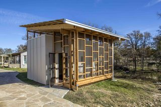 Austin Tackles Homelessness With a Village of Sustainable Tiny Homes