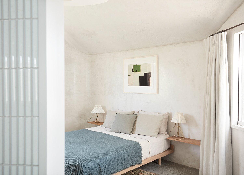 Bismarck House bedroom