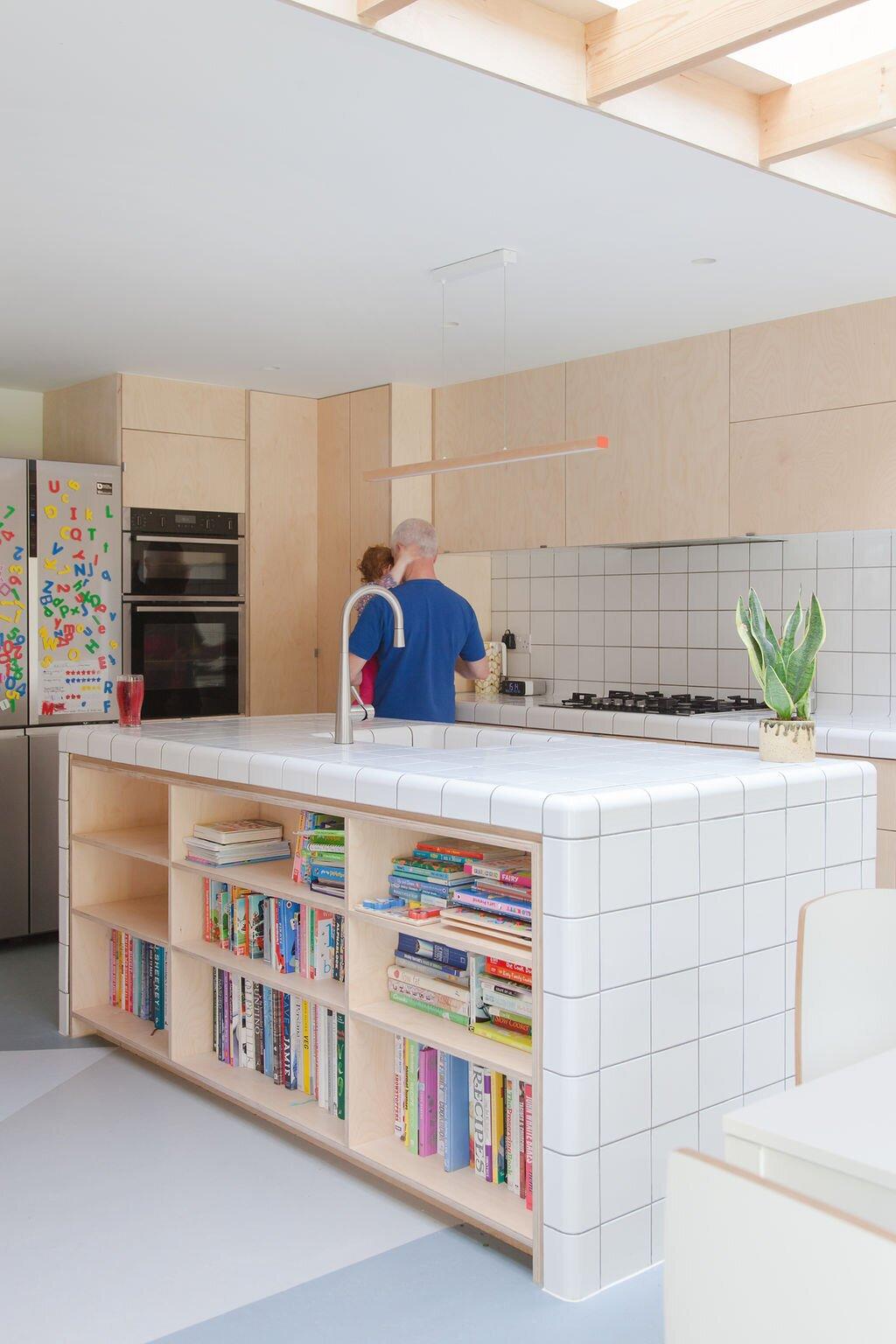 Fruit Box by Nimtim Architects kitchen