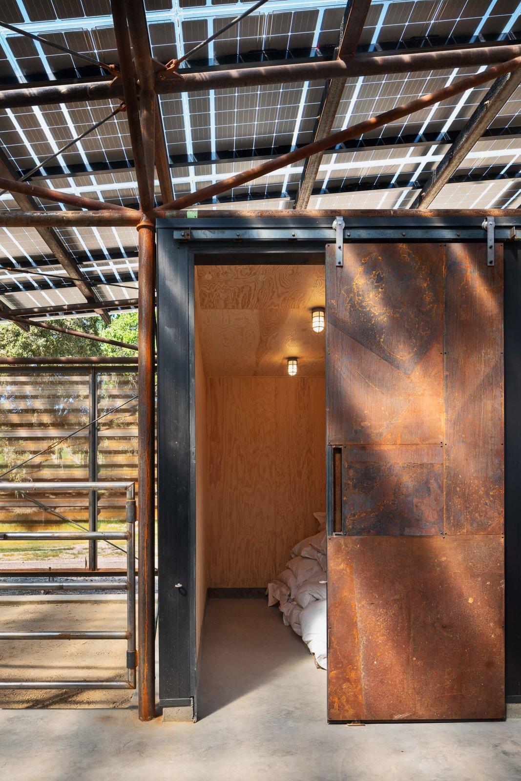 "Exterior and Barn Building Type  Search ""mvrdvs balancing barn"""" from Saxum Vineyard Equipment Barn"