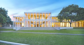 Philip Johnson's Only Dallas House Asks $19.5M - Photo 6 of 6 -