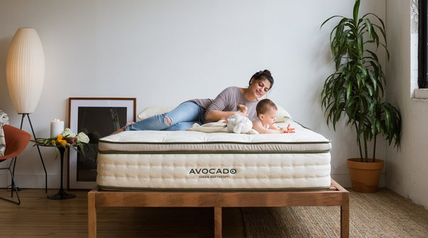Detox Your Sleep With This Remarkably Green Mattress