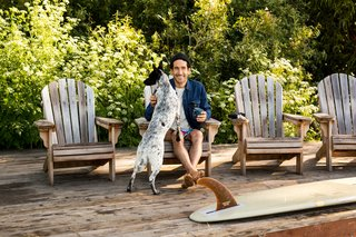 My House: Apparel Designer Mikey Armenta's Northern California Surf Retreat