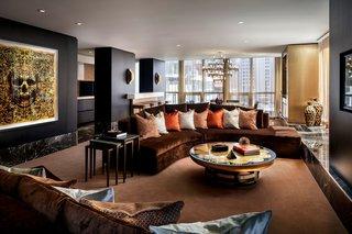 Lenny Kravitz Brings His Singular Brand of Glam to a New Toronto Hotel