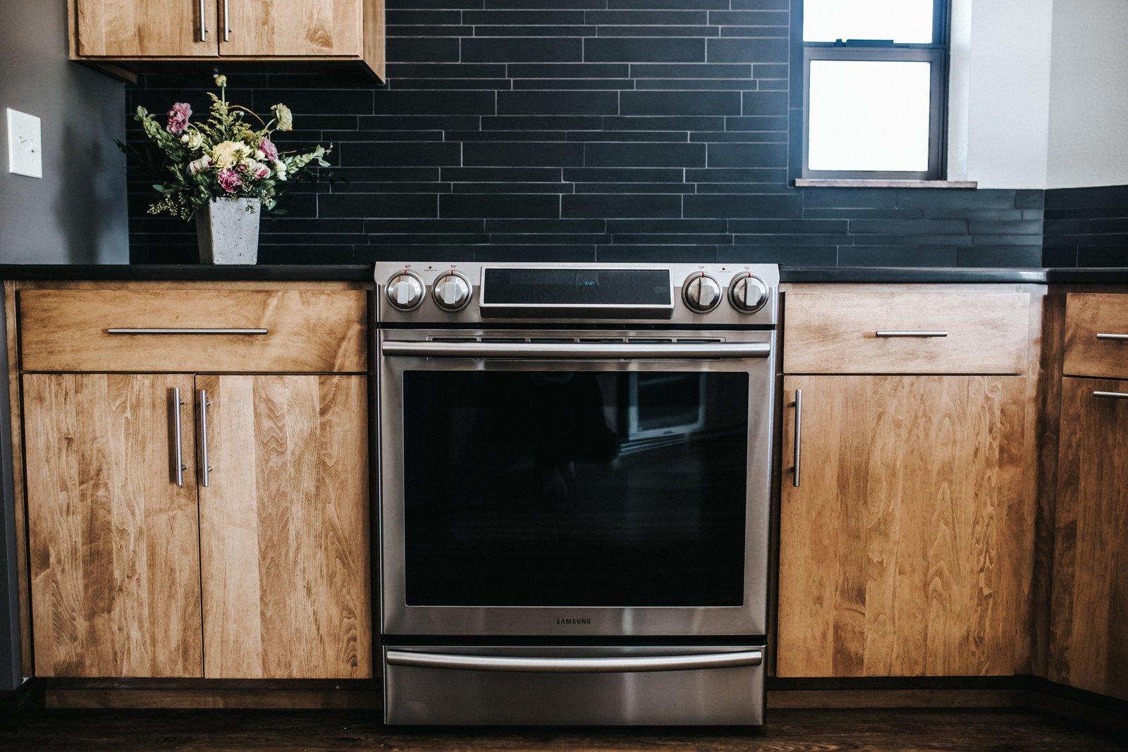 Kitchen Oven  FLW Fan