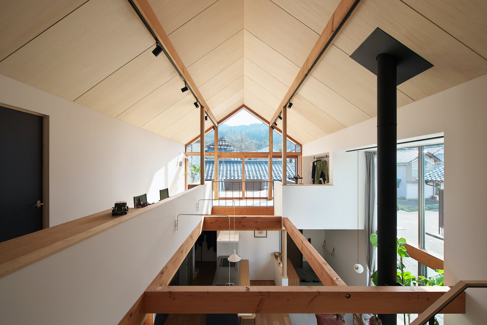 This Luminous Family Home in Japan Has a Cozy, Timber-Clad Interior