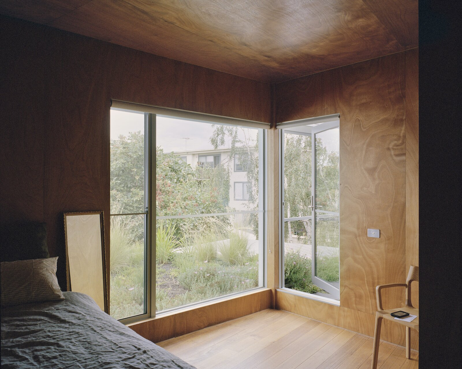 Master bedroom of Terrace House 1 by Dreamer