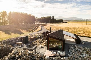 To Design a Cabin in New Zealand, Its Architect Looked to the Sky
