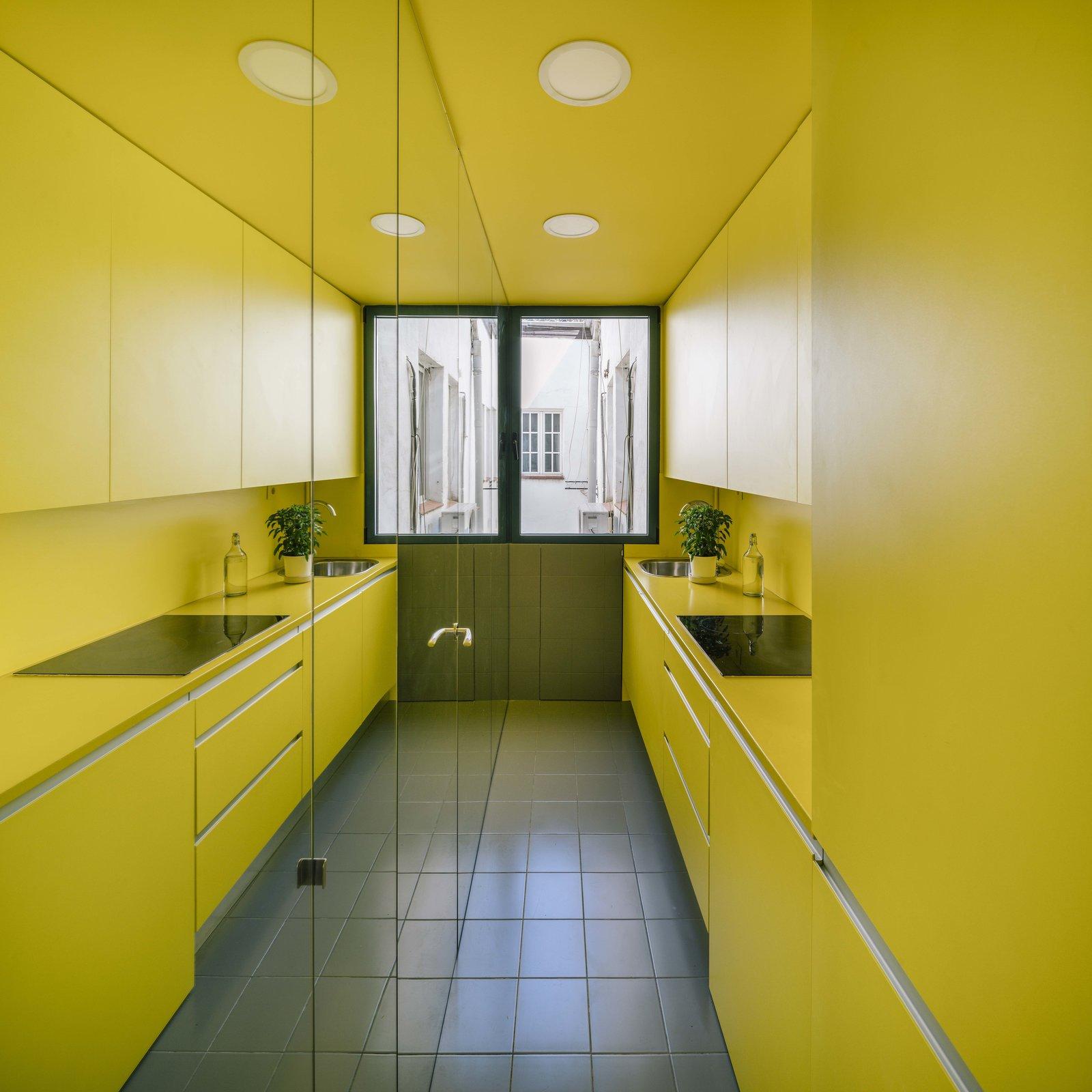 BYG House by Gon Architects kitchen