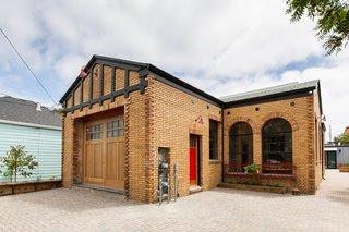 Magnolia- The firehouse
