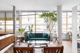 An Architect Reframes the Narrative of a 1940s Apartment for a Writer Couple in São Paulo