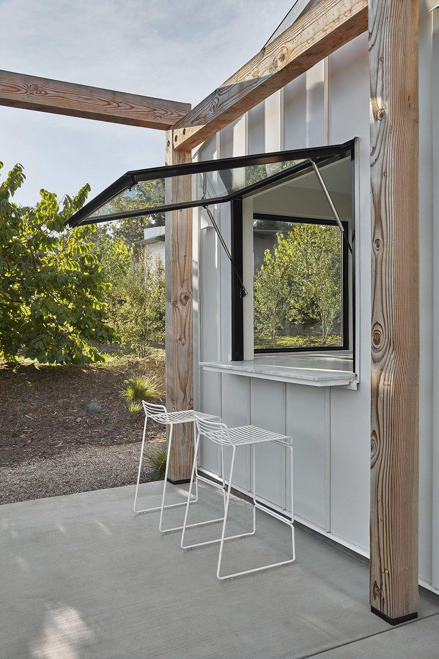 Outdoor  Shepard Mesa House
