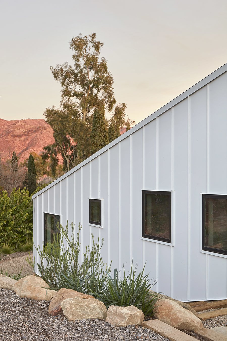 Exterior  Shepard Mesa House