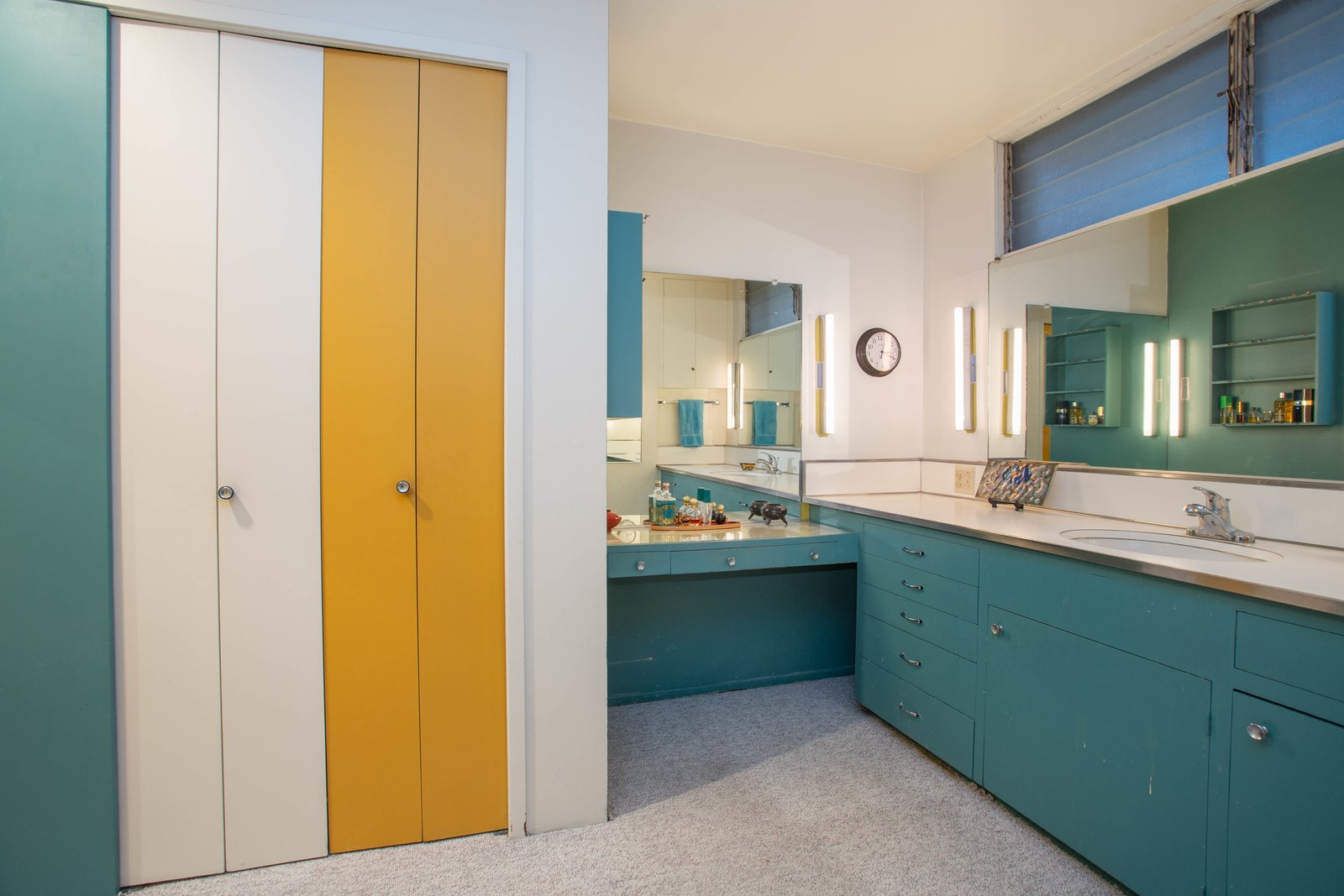 Bath Room  The Francis Residence, 1952