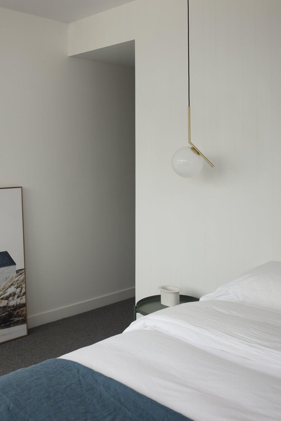 Bedroom, Bed, Carpet Floor, and Pendant Lighting  Photos from Warraweena
