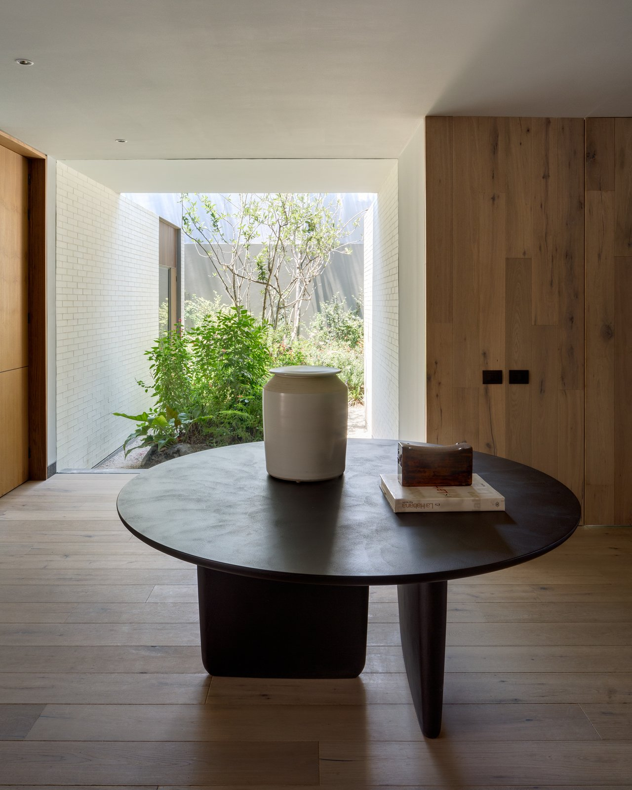 Windows and Picture Window Type  Photo 6 of 20 in A Serene Home in Mexico Weaves Around Verdant Gardens