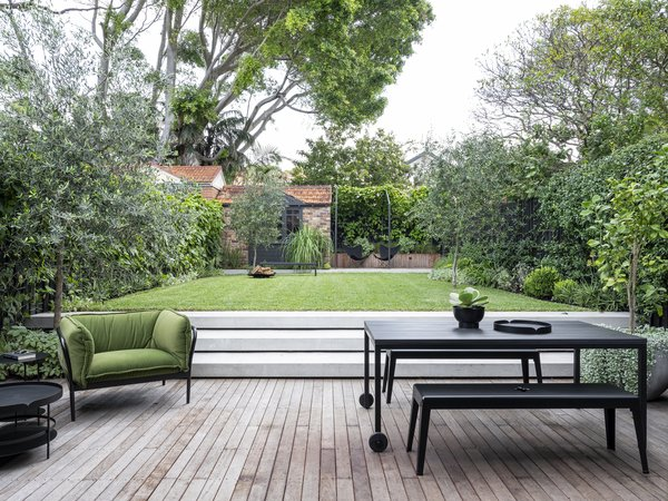 Best 60 Modern Outdoor Hardscapes Small Patio Porch Deck Design Dwell