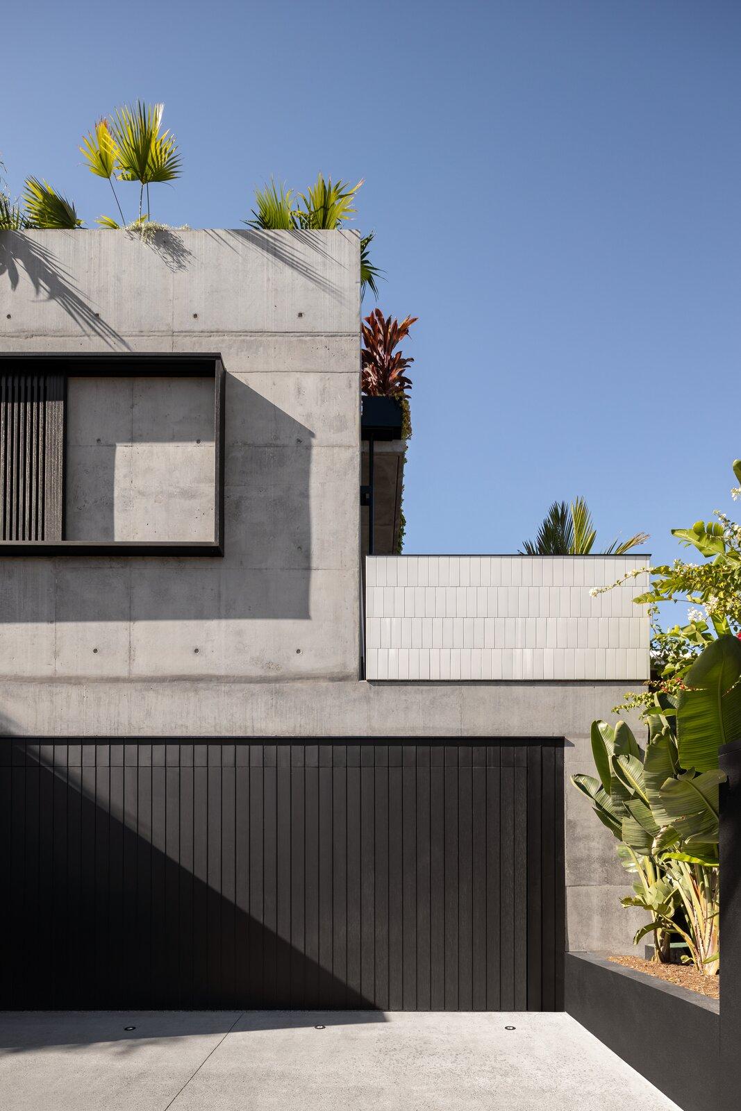 Danny's House Shaun Lockyer Architects rear facade