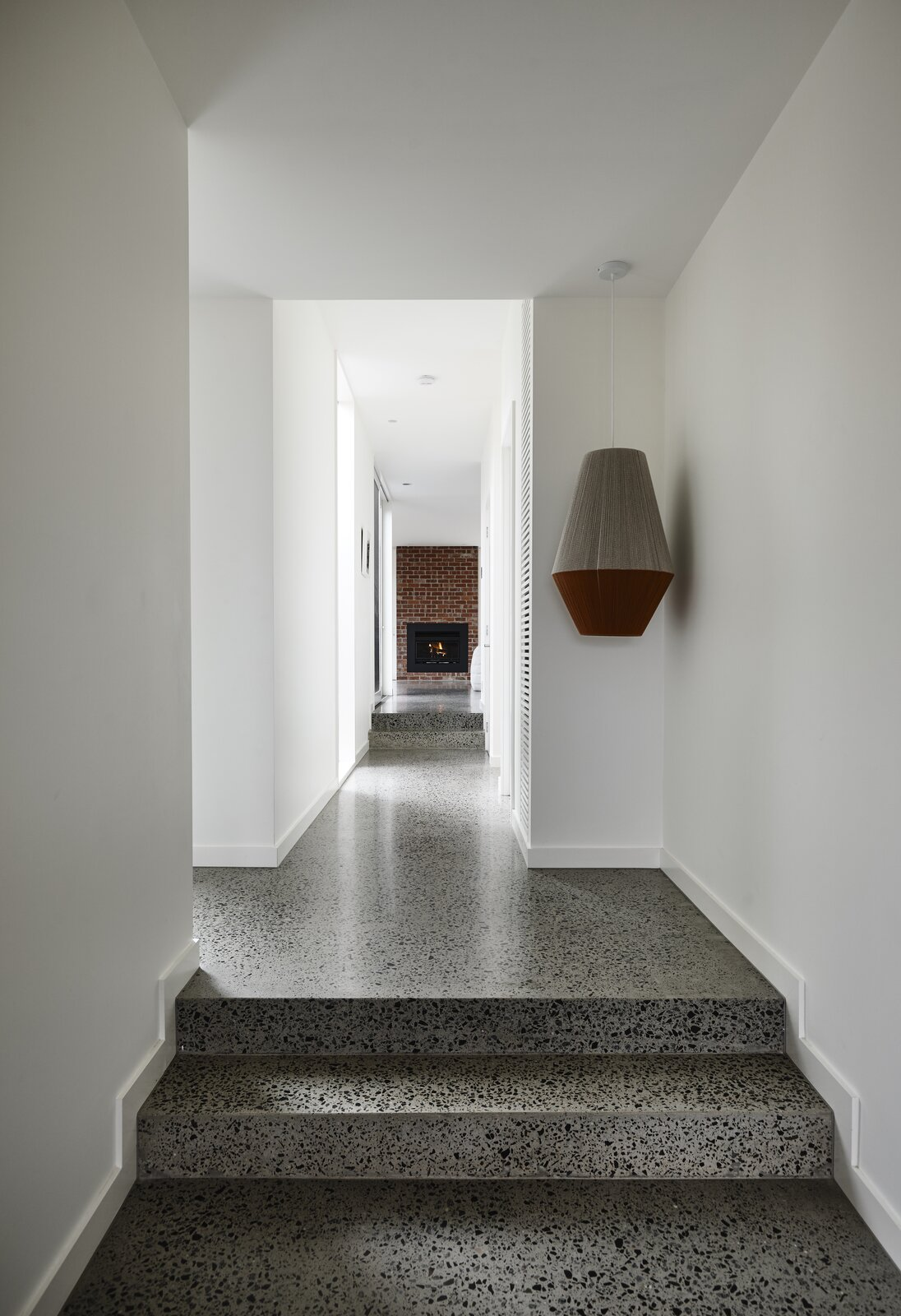 Photo 3 of 25 in This Melbourne Home Sits Pretty on a Slightly Sloped Site