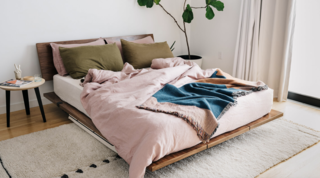 Floyd's Modular Bed Frame Offers Clean Design That's Built to Last