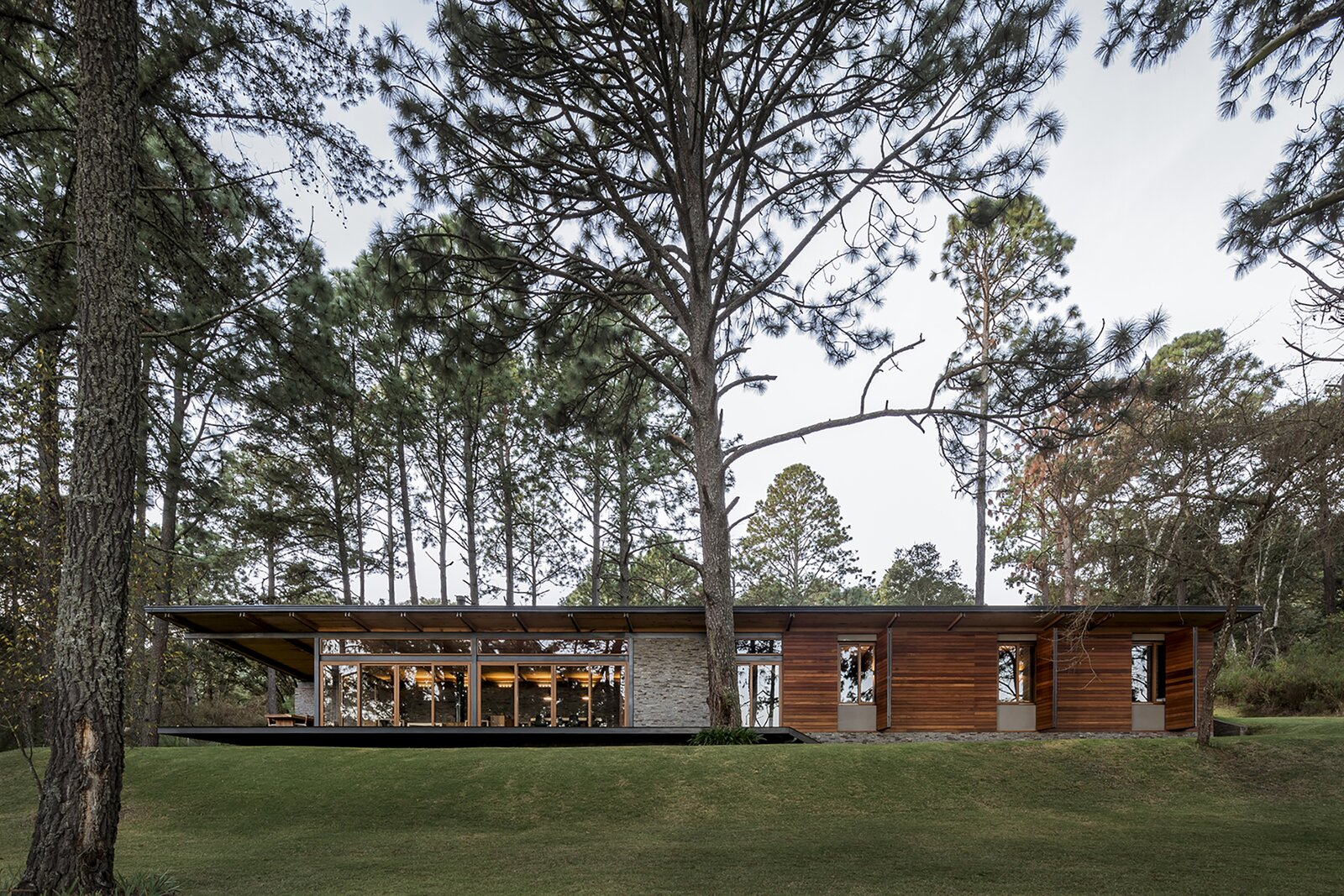 Valle Abierto House