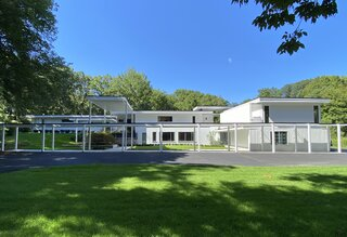 A Gut Renovated MidCentury Modern Green Energy Home for Luxury Winter Living for $4.65m